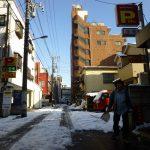 大雪となりました。デイサービス五幸平井